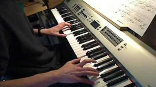 "David's Song (from ""David Balfour"") (Piano Cover) (comp. by Vladimir Cosma)"