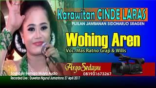 Gambar cover Karawitan Cinde Laras WOHING AREN Mesti Kudu Eling Wilis & Ratno Graji