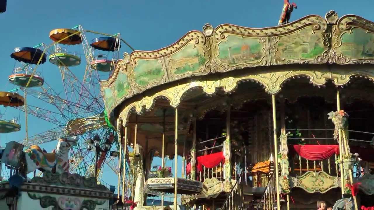 Perugia baracconi il tradizionale luna park hd youtube for Puerta 9 luna park