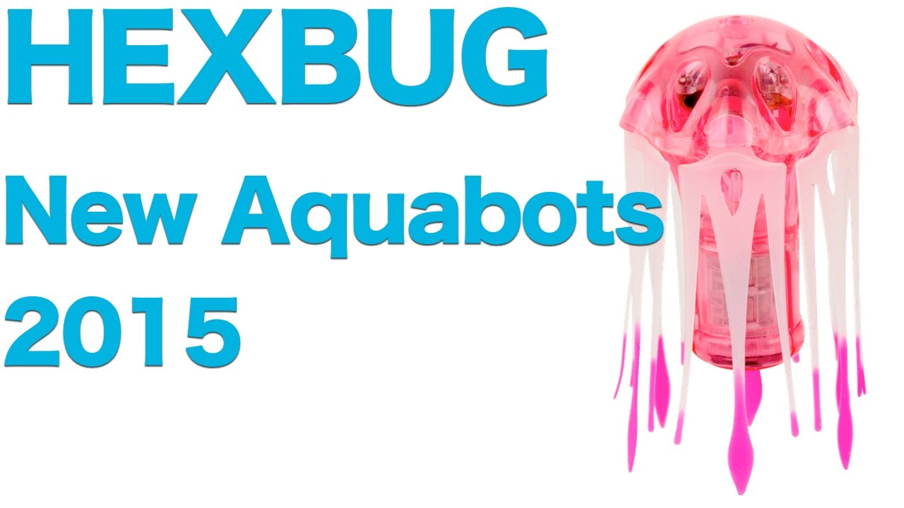 Hexbug Aquabot Seahorse Jellyfish And Rc Angelfish New For 2015 Hexbugcircuitboard14 Youtube