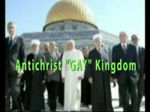 Homosexual Antichrist Is Here!!!