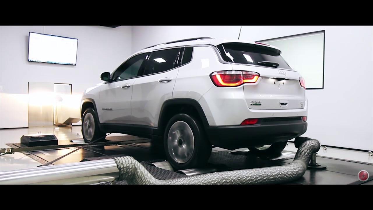 56854f9ba5d Jeep Compass - Kit Performance - YouTube