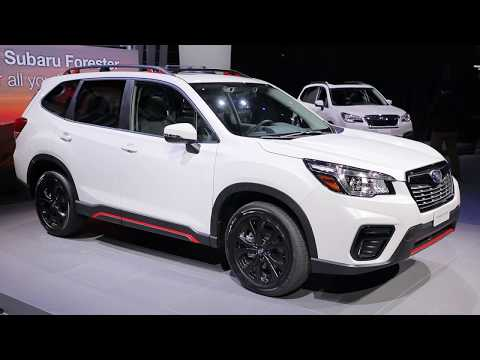 2019 Subaru Forester Prices And Expert Review The Car Connection
