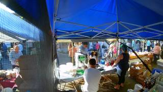 Shave Ice at Los Altos Farmers' Market