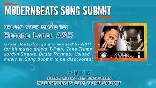 Record Label A&R Seek Hip-Hop R&B Beats | Song Submit