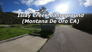 Islay Creek Campground (Montana De Oro CA)