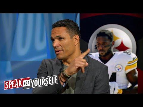 Tony Gonzalez explains why Antonio Brown