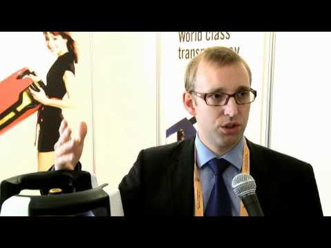 Interview with Mr Jonas Berglund of Composite Scandinavia at the World LP Gas Forum 2011, Doha.