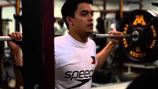 Dreamfuel Athlete Josh Hall: Filipino Swimming Superstar