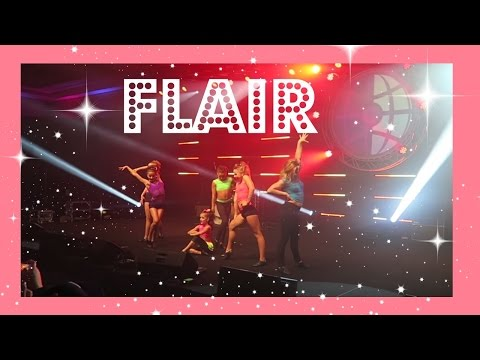 Flair dance