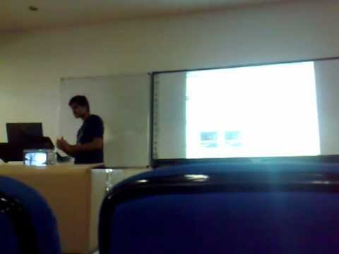 Seminar on ethical hacking and Introduction to OpenSource (Part 2)
