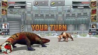 Jurassic Park Builder Online Glacier Tournament mode