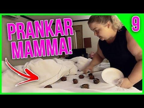 PRANKAR MIN MAMMA | VLOGG 9 THAILAND