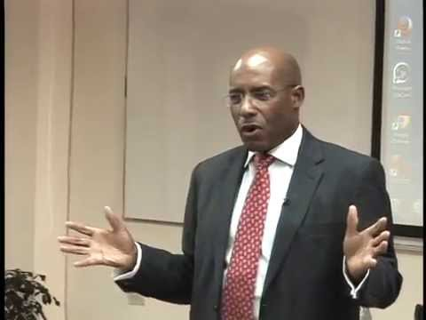 Mr. Aubyn Hill Chief Executive Office Of Corporate Strategies Ltd, Lecture On Change Management.