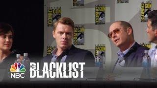 Video The Blacklist Panel - Comic-Con 2013 download MP3, 3GP, MP4, WEBM, AVI, FLV November 2018