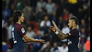 Neymar shines for paris saint germain in 3-0 win over st etienne