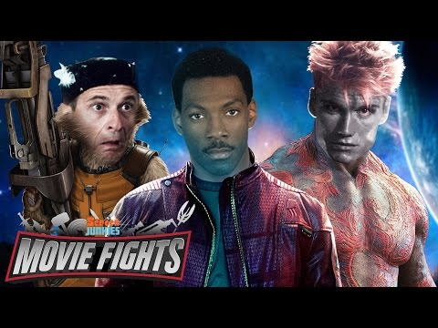 Pitch the 1980s Guardians of the Galaxy - WEIRD MOVIE FIGHTS!!