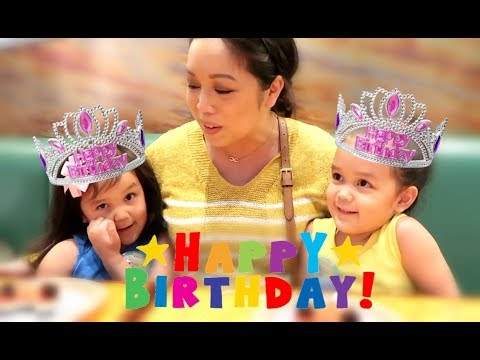 Miya and Keira's 5th Birthday + the Saddest Day at Disney - itsjudyslife thumbnail