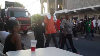 """Bush Boys"" Road March Carnival Remix Live by Strike Up Band (French St. Maarten)"
