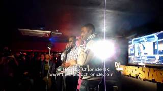 *DEF JAM RAPSTAR BATTLE* Bashy vs. James Waller (Def Jam)