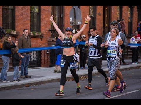 The 2016 New York City Marathon Foot Locker Five Borough Challenge