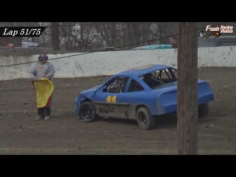'Small Car' Highlights - 3/24/19 - Grandview Speedway