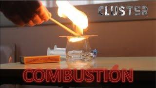 Combustión del butano
