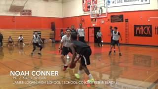 Noah Pacis Conner - 2016 Summer Highlights