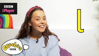 "Learn letter ""l"" with Evie and Dodge 