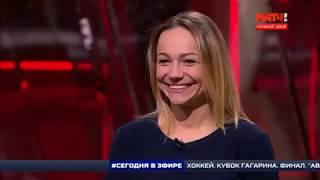 """Мария Пасека в гостях у """"Все на Матч!"""" Эфир от 17.04.2019"""