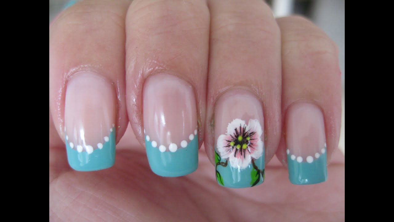 Nail Art One Stroke Flower Where To Get Good One Stroke Brushes
