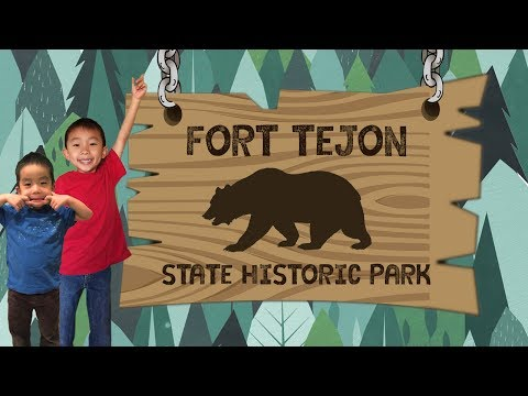 Fort Tejon State Historic Park (California History): Look Who's Traveling