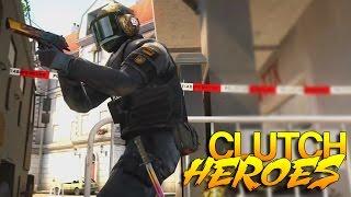 CS:GO - Clutch Heroes! #23