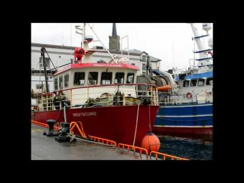 Killybegs Fishing Port, Co Donegal, Ireland, February 2016
