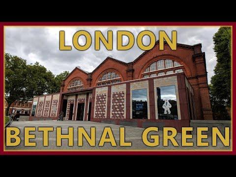 Explore: London - Bethnal Green