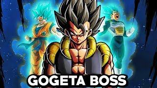 NEW GOGETA BOSS BATTLE IN LEGENDS! Dragon Ball Legends Broly Movie Banner & Event Details!