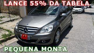 Leilão Pequena Monta Mercedes B180 2010 Comprada Online no Sodré Santoro