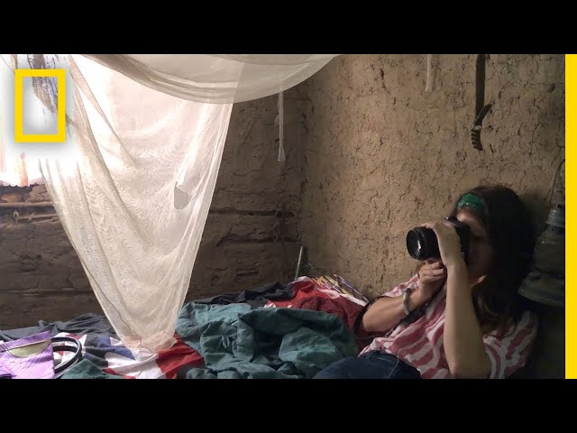 Photographing the Ebola Crisis   The Hot Zone