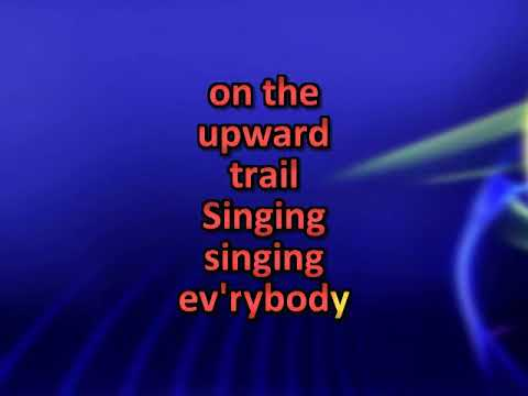 UP WARD TRAIL 714391 [Karaoke]