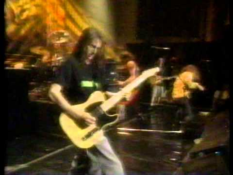 Pearl Jam - State Of Love And Trust  / Baba O'Riley  - Singles Movie Premiere Party  - 9/92
