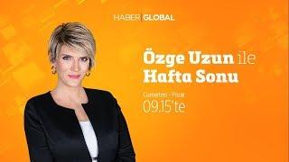 Özge Uzun ile Hafta Sonu / Okan Bayülgen, İpek Gökdel, Miray Akovalıgil, Uğur Atik / 13.01.2019