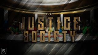 CW's Justice Society - Trailer (Fan Made)