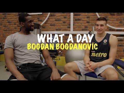 What A Day featuring Bogdan Bogdanovic