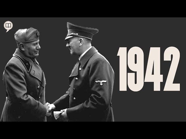 1942 - Seconde guerre mondiale tome 4   L'Histoire nous le dira