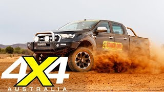 Tough Dog 4WD Suspension | 2018 4x4 of the Year | 4X4 Australia