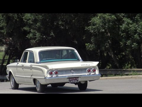 1963 Mercury Comet The Little Old Lady Car In Texas