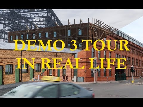 Titanic HG Demo 3 - IN REAL LIFE (Walking tour of Harland and Wolff)