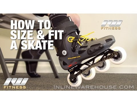 How to Size & Fit a Skate