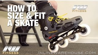 How to Size & Fİt a Skate