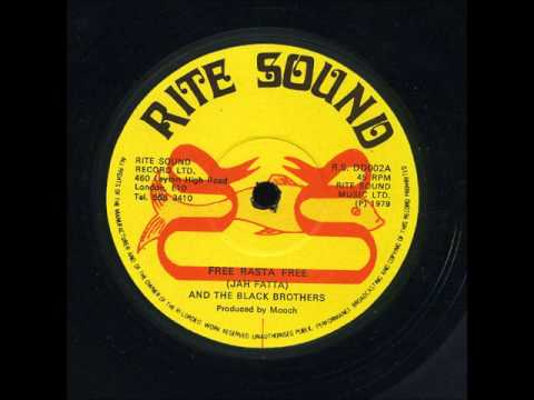 ReGGae Music 377 - Jah Fatta & The Black Brothers - Free Rasta Free [Rite Sound]